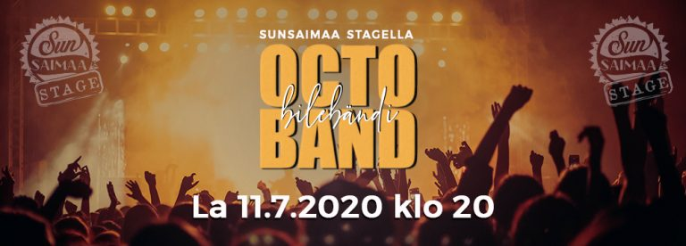 OCTOBAND 11.7.2020 klo 20